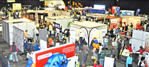 Some of the business exhibits